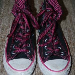 Converse limited edition high tops
